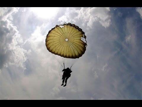 Прыжок с парашютом Д5 09.08.2014