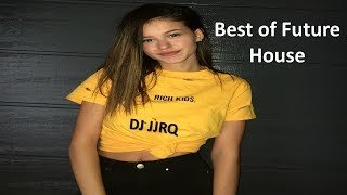 Best of Future House Music | 2018 Mix| Mixed by Dj JJRQ