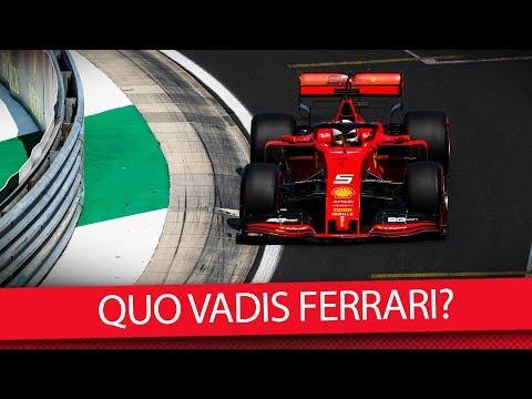 Kommt Ferrari noch mal in Schwung? - Formel 1 2019 (News)