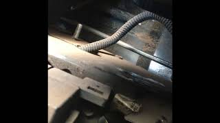 Reverse Safety Switch On John Deere X370 2017