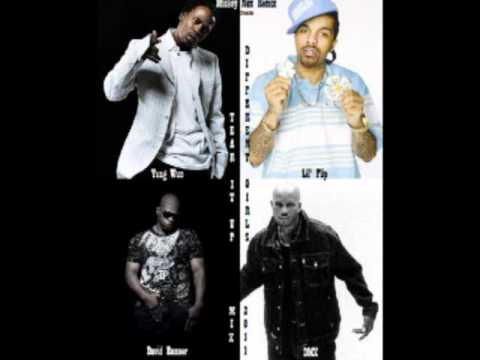 YUNG WUN Feat DMX, LIL FLIP & DAVID BANNER - Tear It Up (Remix By MickeyNox).wmv
