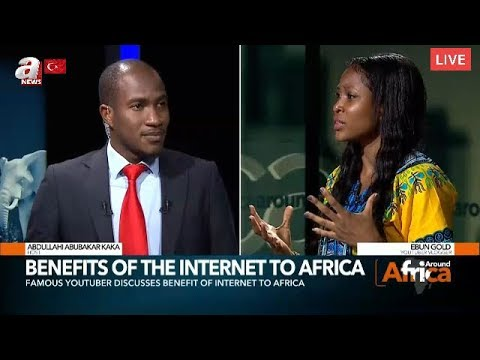 Download EBUN'S INTERVIEW ON ANEWS TV IN TURKEY || Life  as an African in Turkey