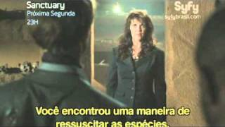 Sanctuary - Temporada 1 - Episódio 7