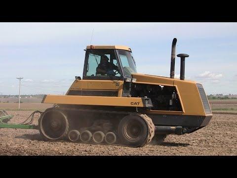 Caterpillar Challenger 65 Tractor on 5-22-2014