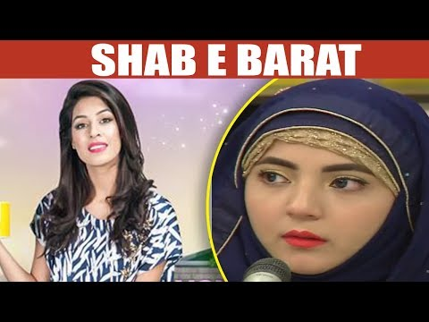 Mehekti Morning With Sundas Khan - 2 May 2018 - ATV