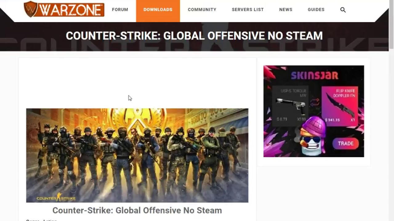 counter strike global offensive full crack download free