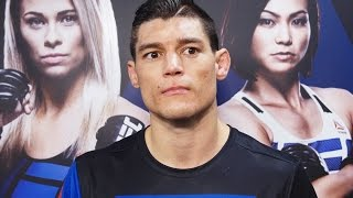 Alan Jouban didn't get post-fight interview at UFC on FOX 22,  his frustrations comes out backstage