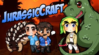 Minecraft: Jurassic Craft S2 - NATURAL DISASTERS! (Roleplay) Ep. 3