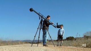 Camera crane GRÚA: Imágenes en movimiento
