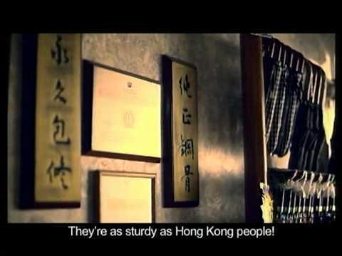 Faces Of Hong Kong TVC - Chow Yun Fat, Chan Siu Ki...