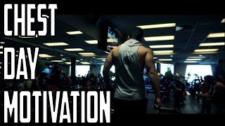 CHEST DAY MOTIVATIONAL VIDEO | Do What You Love | Vegan Bodybuilding Motivation