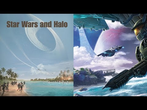 Halo and Star Wars: Influences and Comparisons