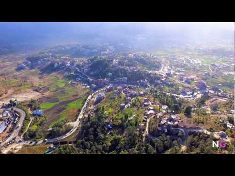 Dhulikhel - Heaven on Earth | Flyover | 2.7K