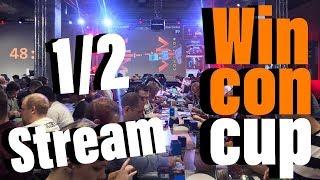 Топ 8 1/2 WIN CON CUP Семёнов Пётр VS Клейменов Сергей - кубок WinCondition 2018