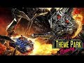 The Theme Park History of Transformers: The Ride 3D (Universal Studios Singapore/Hollywood/Florida)