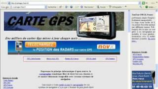 Carte GPS gratuite screenshot 5