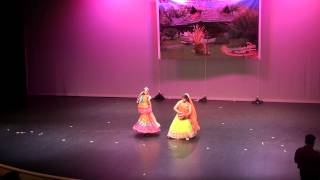 Kairali of Baltimore Onam 2015- Chandu Thottille Dance
