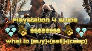 Neverwinter - Playstation 4 - What to Buy/Sell/Keep Guide(Gavscar Gaming|☆ This guide is for new players to the game. PS4 / PC / Xbox all included! It should steer you in the right direction for what to Buy/Sell/Keep ..., 2016-07-23T14:37:47.000Z)