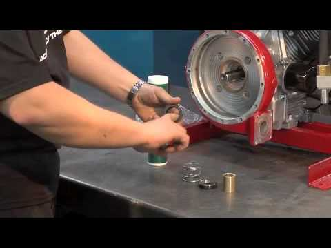 How to change a seal on a Single Stage Centrifugal Pump - CET Fire Pumps
