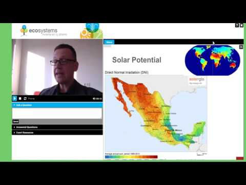 """Energy solutions to the industry 2016"" Webinar 1"