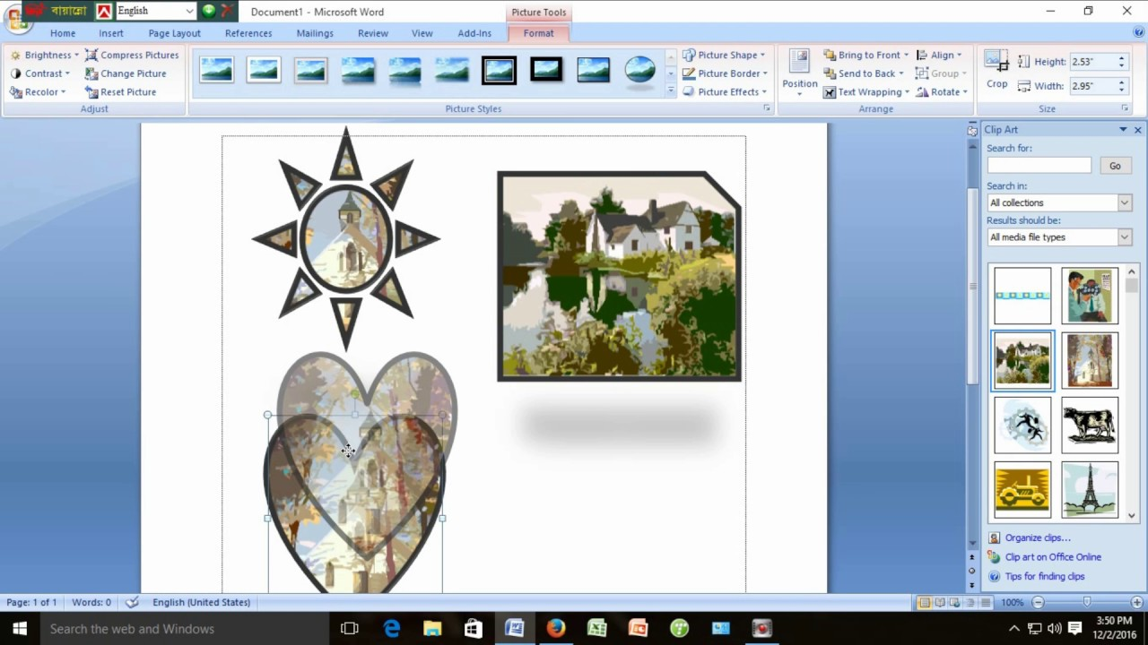 Microsoft Office Word Picrure ,Clipart,Picture Group and ...