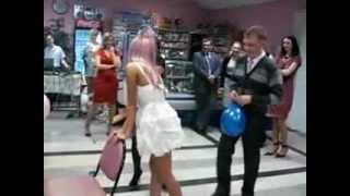 конкурс на свадьбе.flv