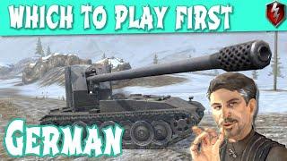 Best Armored Tanks #1 Maus - World Of Tanks Blitz Gameplay