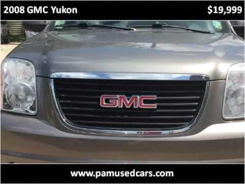 2008 GMC Yukon Used Cars Lafayette LA