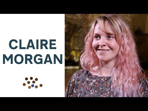 CLAIRE MORGAN - Part 1/3 - Art as an Escape