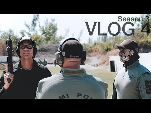 Miami Police VLOG: SWAT SCHOOL 2018 WEEK 2... WEAPON QUALIFICATIONS