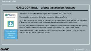 CORTROL Series 102.1 - Installation Packages