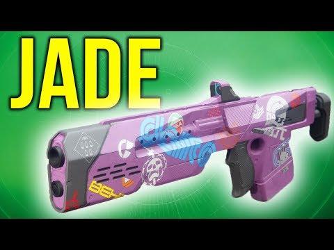 THE JADE RABBIT IS SO CLEAN!! (Destiny 2)