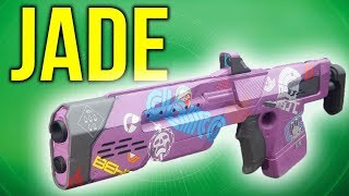 THE JADE RABBIT IS SO CLEAN!! (Destiny 2)