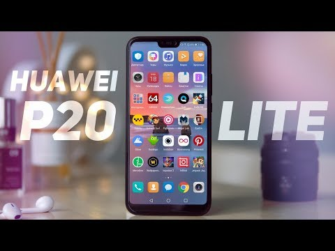 Обзор Huawei P20 Lite - лучший в своем классе? [4k]