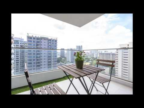 Serviced Residences in Singapore for Rent - Superb Penthouse & Modern Design