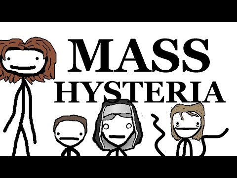 Mass Hysteria Throughout History