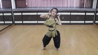 Sharara | Amazing Dance Performance By Girl | Step2Step Dance Studio | HipHop Steps Choreography