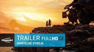Smrtelné stroje / Mortal Engines (2018) oficiální HD trailer  [CZ DAB]
