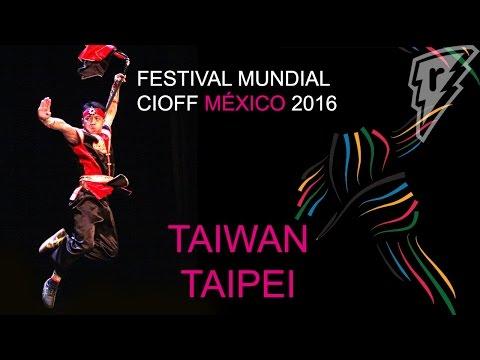 Taiwan Taipei - Festival Cioff 2016