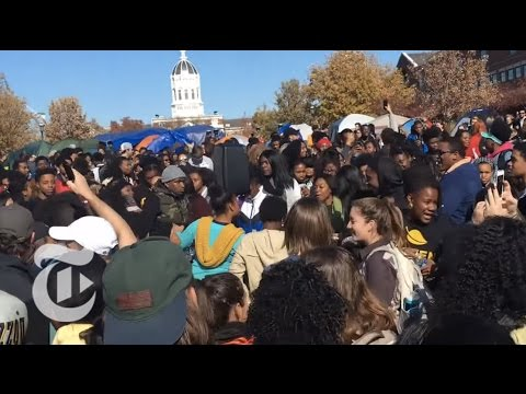 Tackling Racial Tensions at the University of Missouri | The New York Times