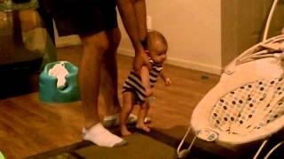 Newborn Walking Reflex