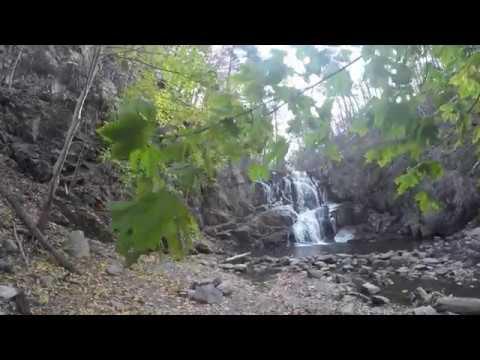 Constitution Marsh Sanctuary - Garrison, NY - Indian Brook Falls