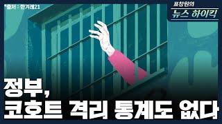 [표창원의 뉴스 하이킥] 정부, 코호트 격리 통계도 없다 - 정은주 & 김연희   MBC 210118방송