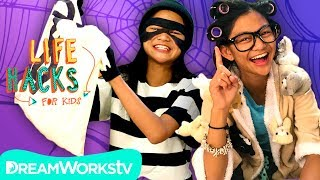 3 Last Minute Costume Hacks! | LIFE HACKS FOR KIDS