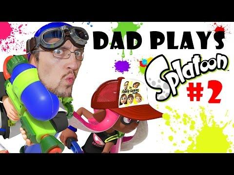 lets-play-splatoon-part-2:-turf-war!!-dad's-not-so-bad!-(fgteev-gameplay)