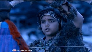 Karnan I The strong dertermination of Karnan I Mazhavil Manorama
