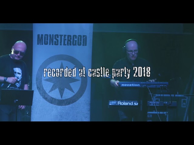 Monstergod - Live Castle Party 2018 - trailer