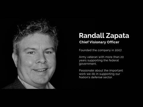 Zapata Technology   Randall Zapata-Culture and why it is so important to Zapata Technology