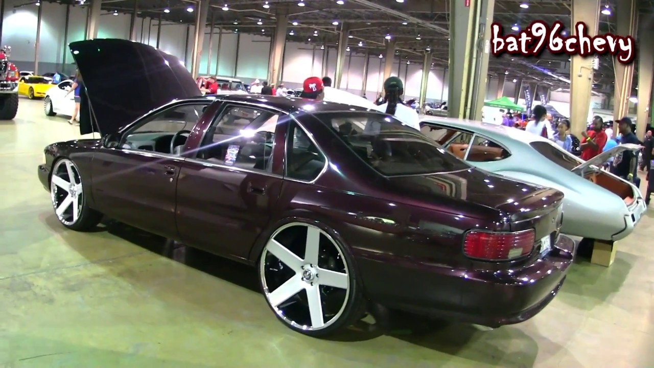 Watch besides 24 IROC Wheels Chrome 6 Lugs Rims likewise Watch as well 2Rf4aF9HPEs furthermore C8Az 2o3Y1Q. on chevy impala on irocs