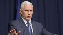 Trump chooses Indiana Gov. Mike Pence as running mate
